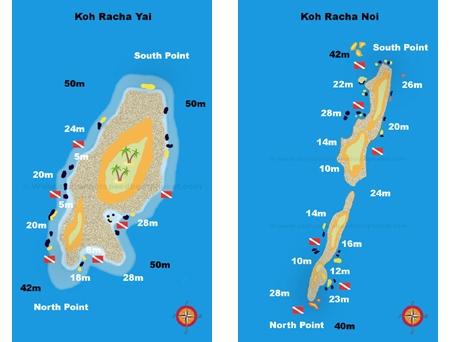 Racha Diving Searunnerspeedboat