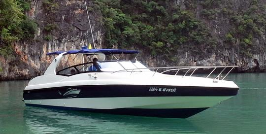 Searunnerspeedboat Phuket