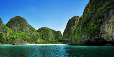 Maya Beach Searunner Speedboat Phuket