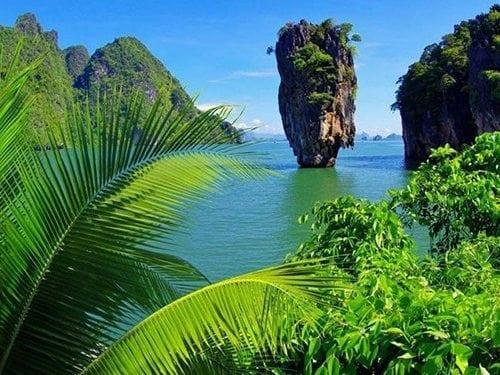 Phang Nga Bay Searunner Speedboat Phuket