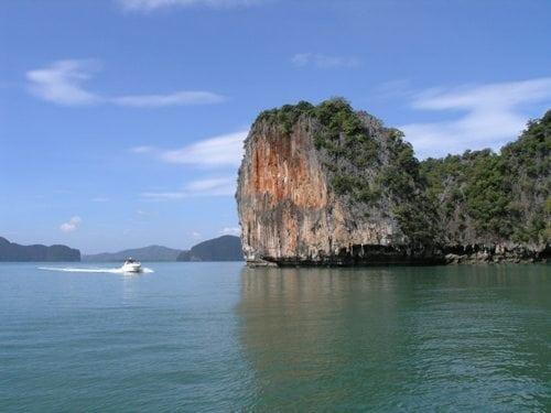 Sawan Phang Nga Searunner Speedboat Phuket