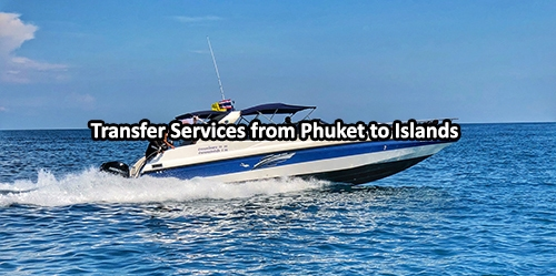 Speed Boat Transfers with Searunnerspeedboat